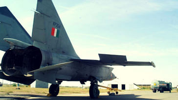 India pakistan iaf spy mission mig foxbat border