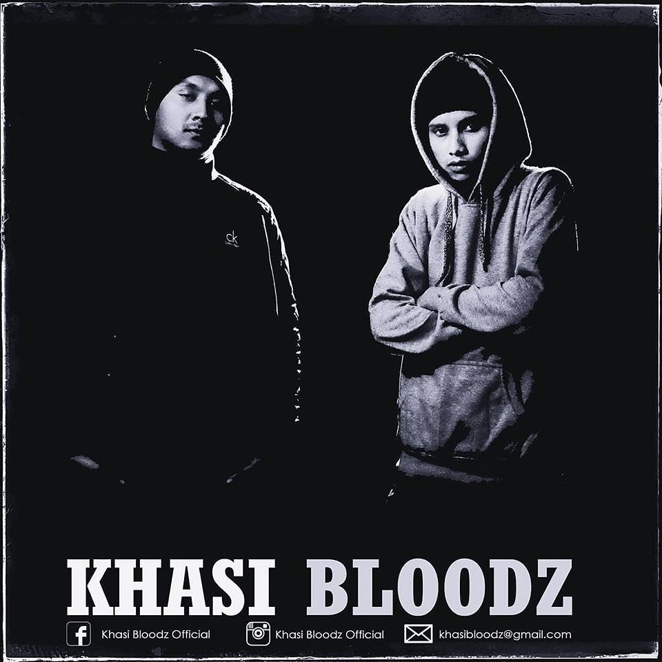 The legendary Khasi Bloodz group from Shillong. (Source: Facebook/Khasi Bloodz)