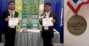 Mangaluru Teens Use Traditional Fruit to Make Eco-friendly Rubber, Win International Medal!