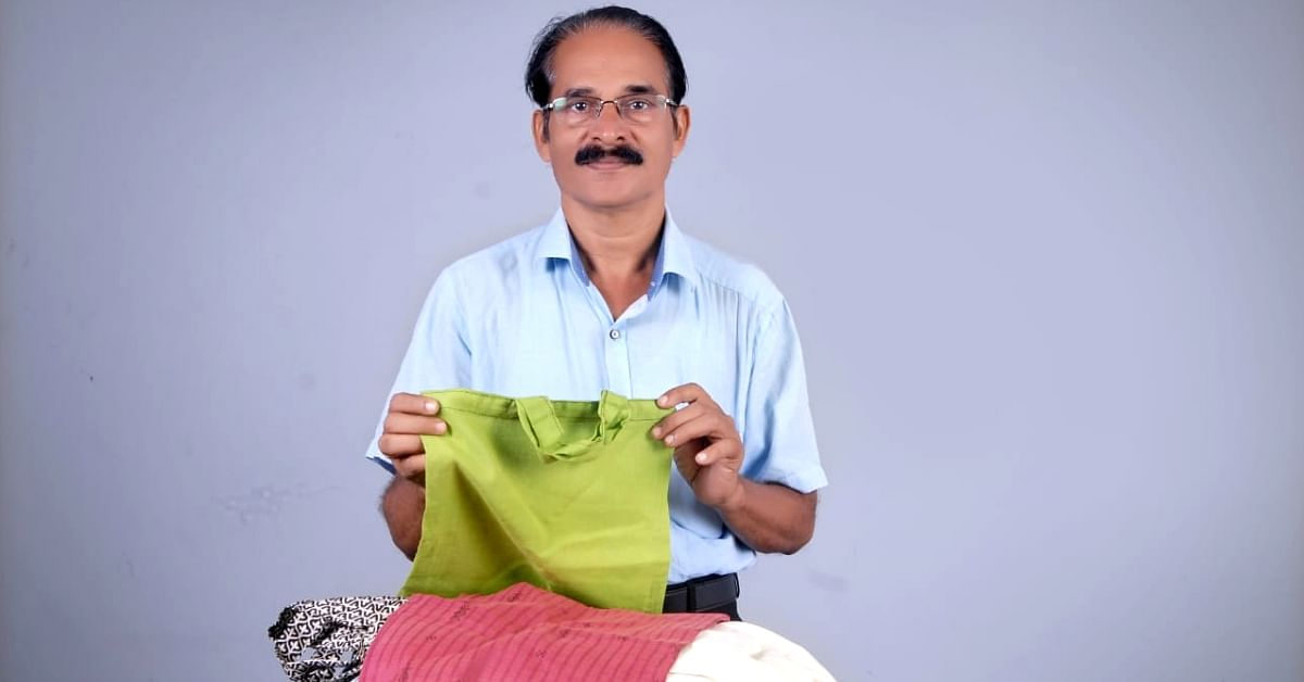 This Kerala Man's Anti-Plastic Revolution Can Create Jobs & Save Your Money!