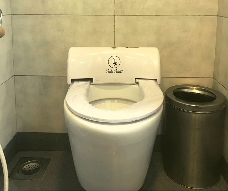 Scared Of Germs On Your Toilet Seat This Mumbai Startup