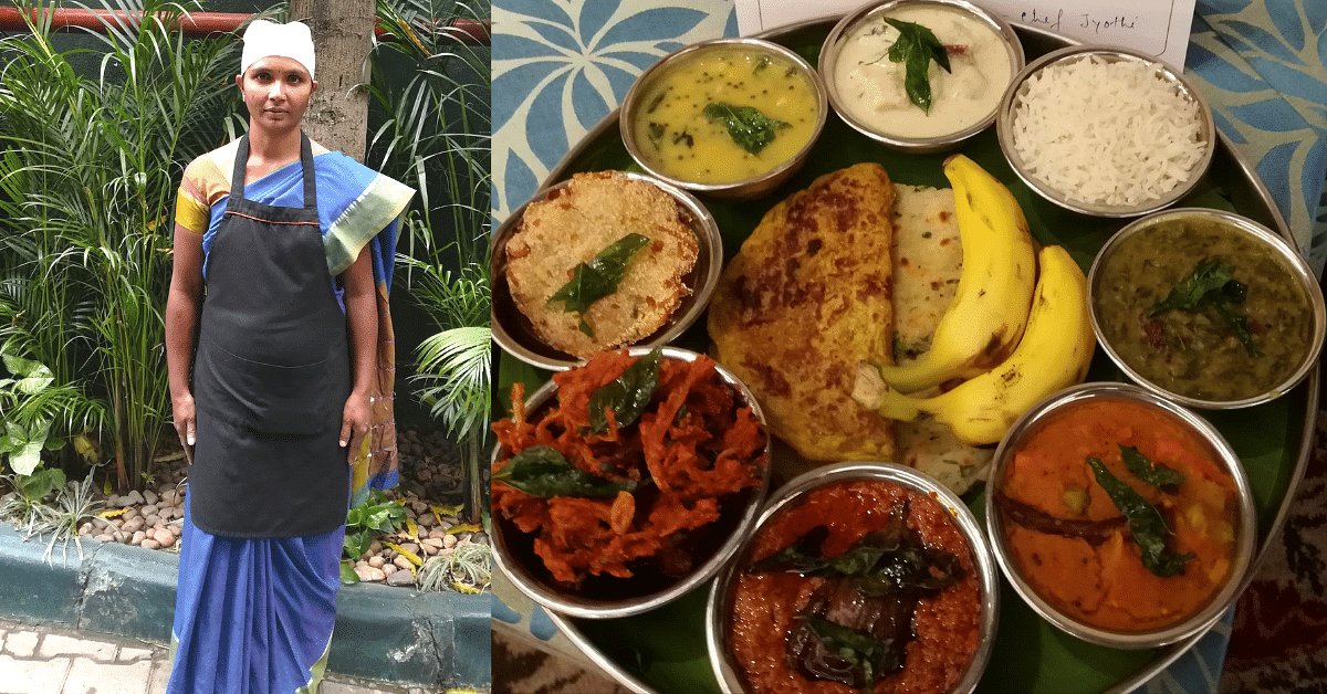 Meet The One-Of-Her-Kind Chef Bringing Karnataka's Dishes to Five-Star Tables