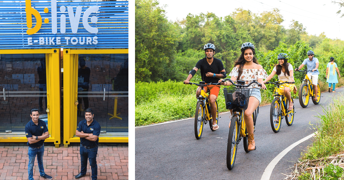 Clean & Green: New E-Cycle Start-Up To Help Us Enjoy Goa Like Never Before