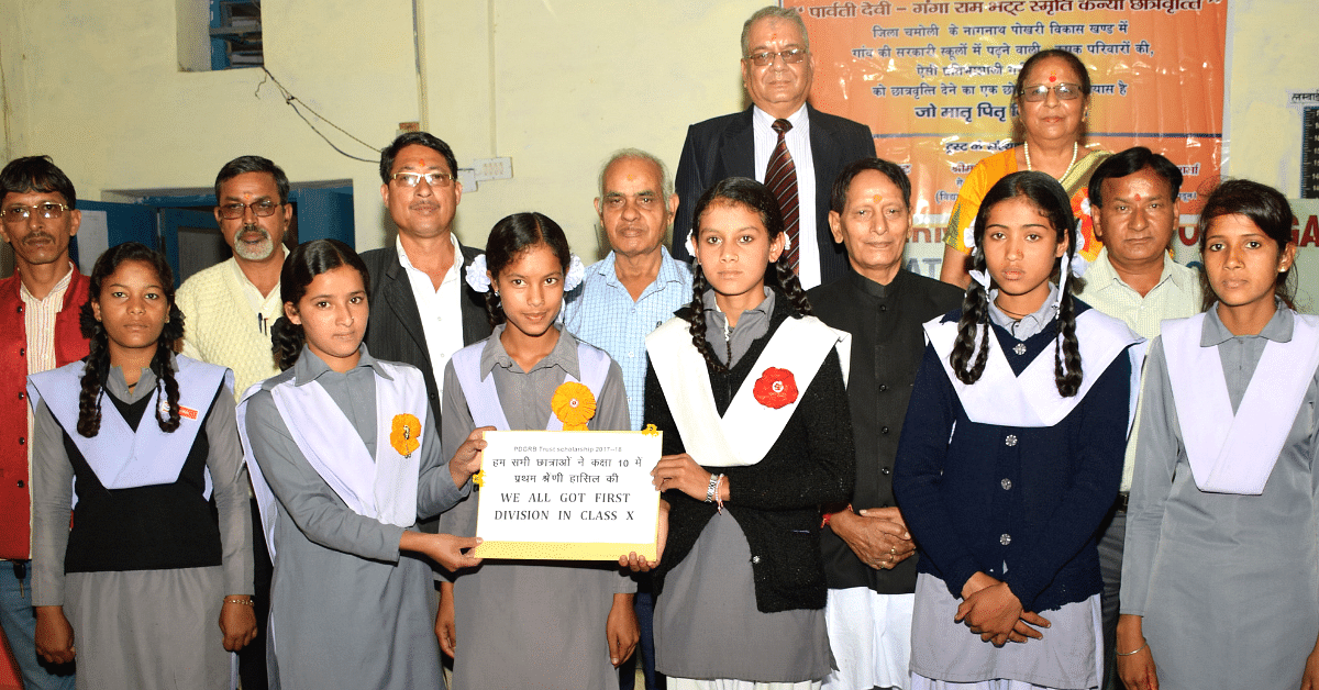 This Lawyer's Powerful PIL Helped 132 Orphaned Girls in Uttarakhand Get Free Education!
