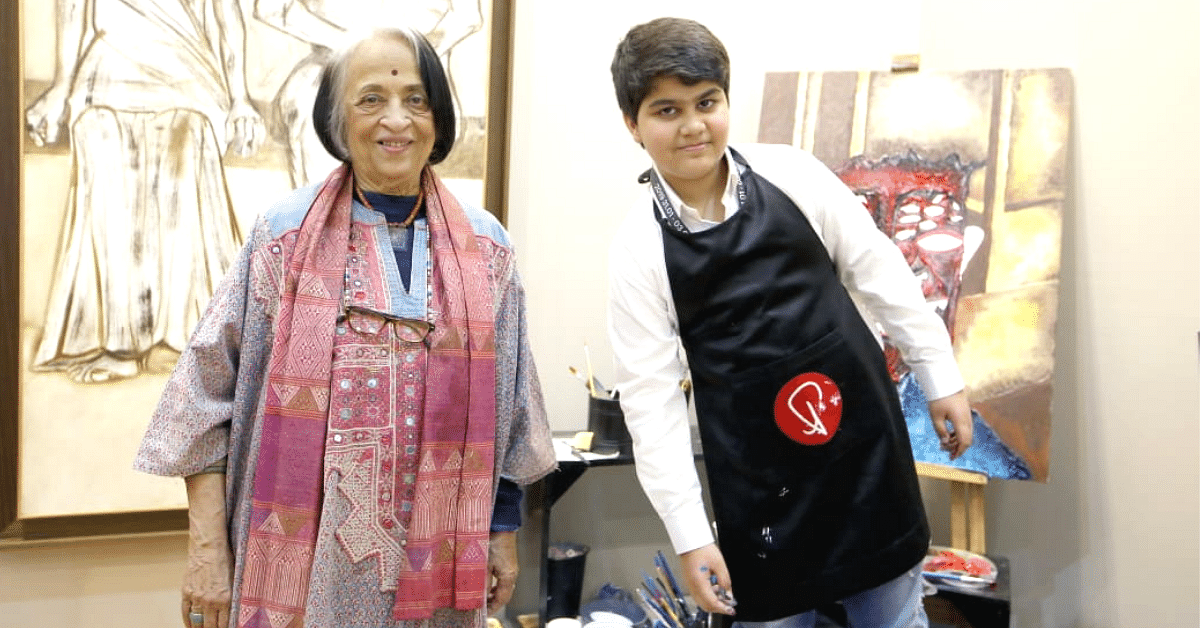 Exclusive: Meet a Child Prodigy Using His Talents to Raise Lakhs For Crucial Causes!