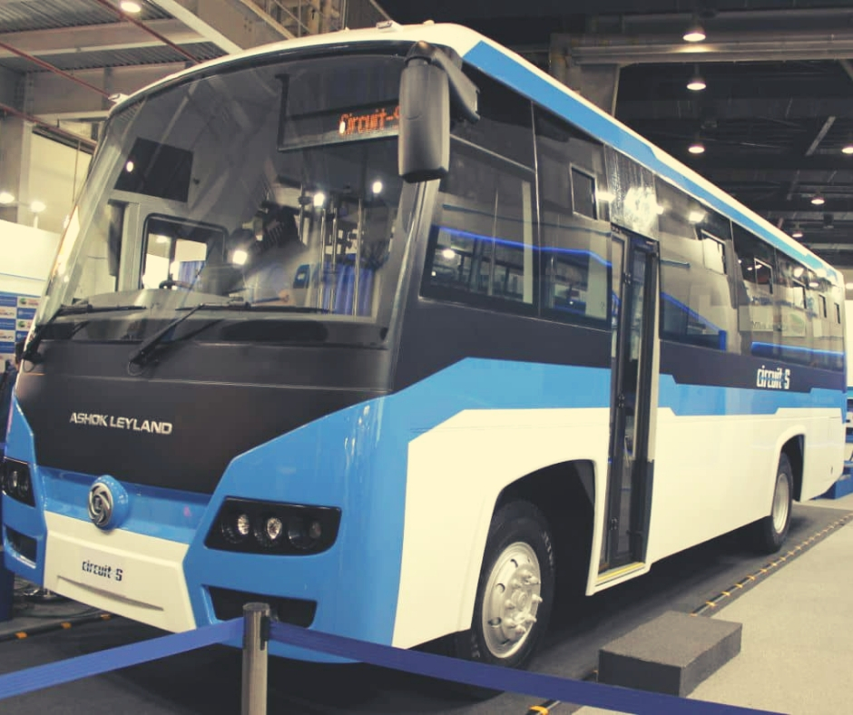 Adopted by Ahmedabad, 'Battery-Swapping' Could Revolutionize India's E-Bus Scene