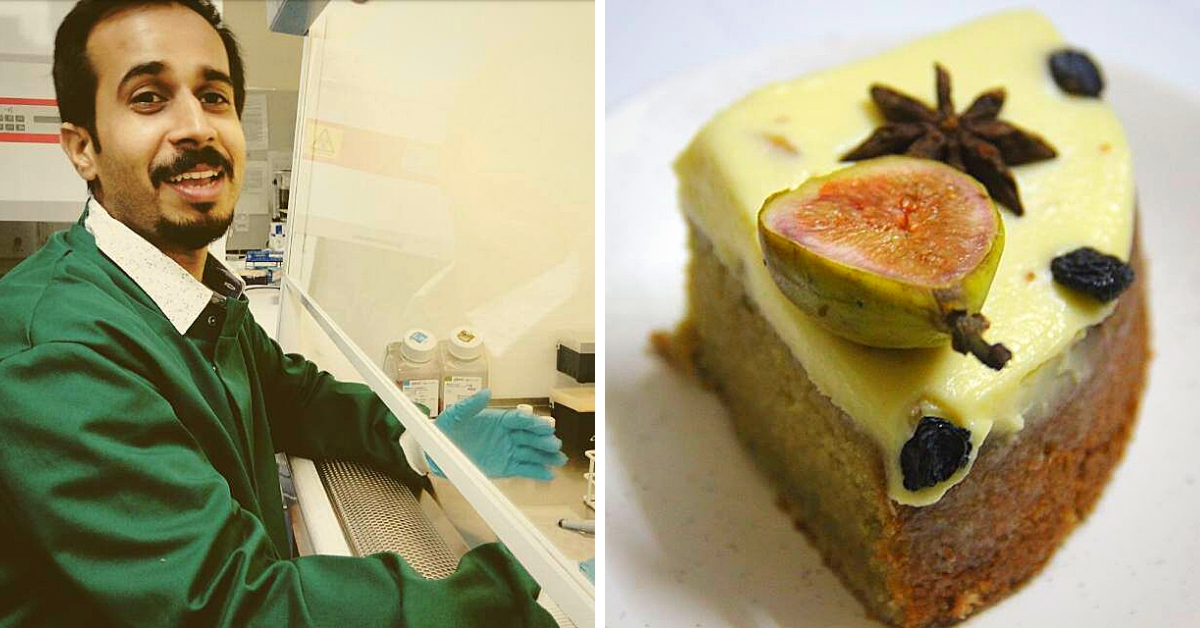 Why This Chennai Man is Baking Guilt-Free Desserts Designed For People With Cancer