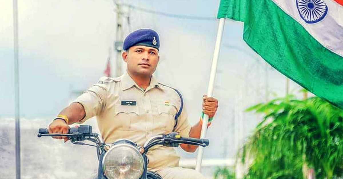 Exclusive: Meet the Hero MP Cop Who Ran 1.5 Km With Bleeding Man On His Shoulder
