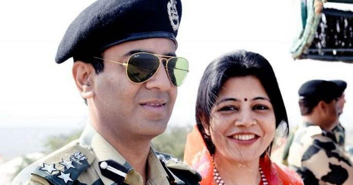 Battling Depression to Winning Prez's Medal: Meet Bihar's Super Cop Amit Lodha
