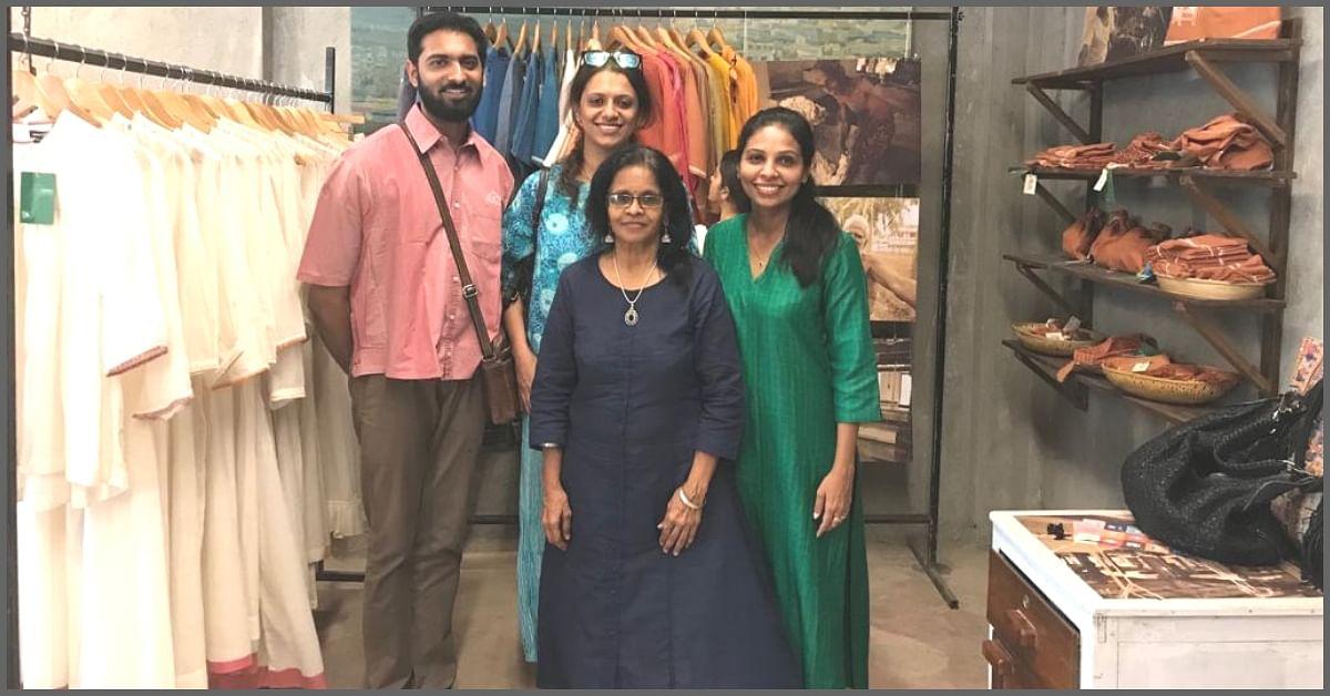 Rs 40 Lakh, 114 Looms & More: How 4 Designers Helped Kerala Weavers Post Floods
