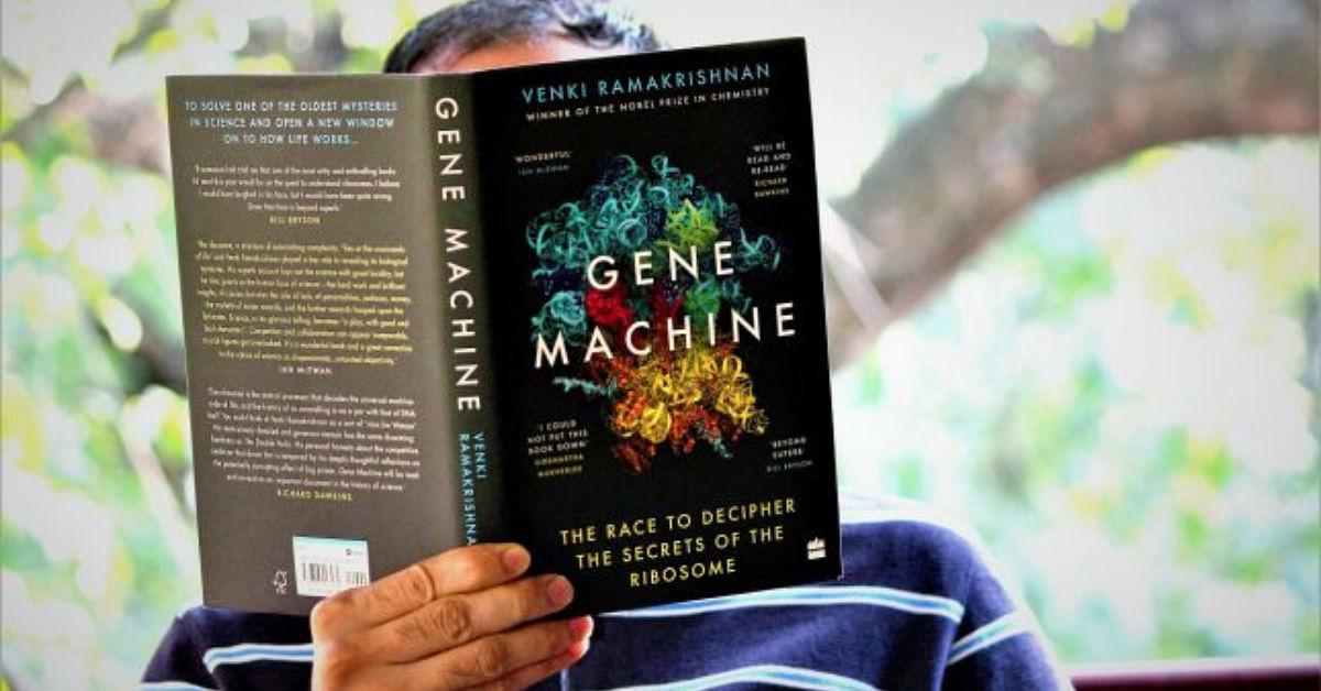 Cracking the Puzzle of the 'Mother of All Molecules': A Conversation with Venki Ramakrishnan