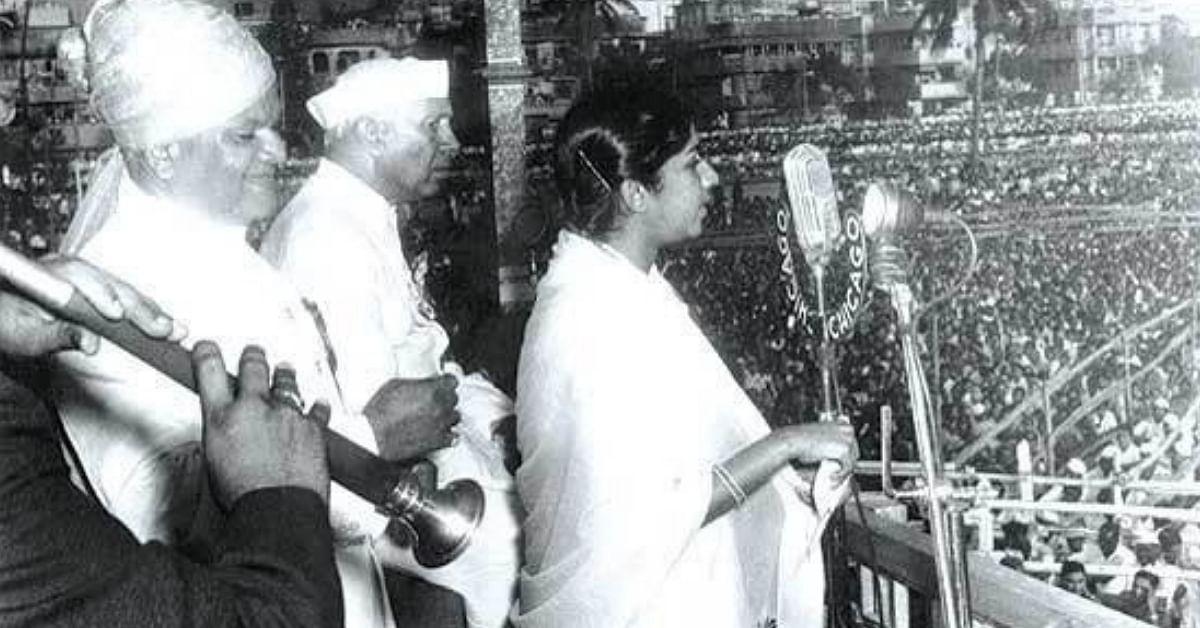 Ae Mere Watan Ke Logon: The Story of the Song That Drove Nehru to Tears