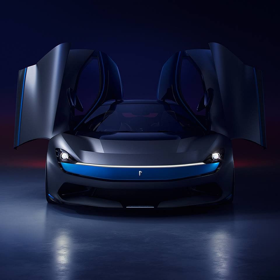 The future is here. (Source: Automobili Pininfarina)