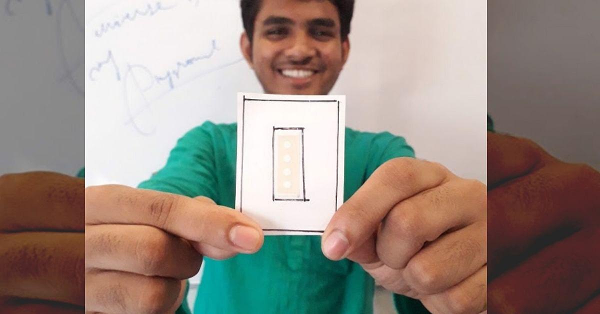 Brilliant! 18-YO Mangaluru Teen's Rs 2 Innovation Can Help Detect Malnutrition in Kids
