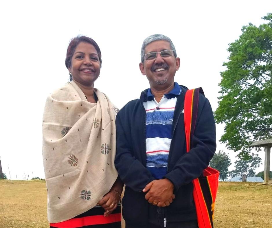 'Golden' Pune Couple Left Everything Behind to Transform Remote Manipur Village!