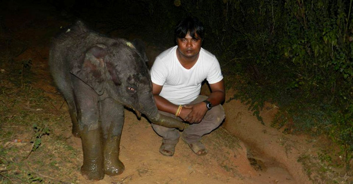 30 Years, 2500 Rescues: Why This Assam Man Is a True Champion of India's Wildlife