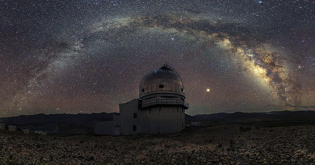 Starstruck Photos: Inside India's Highest Astronomical Observatory in Ladakh's Hanle