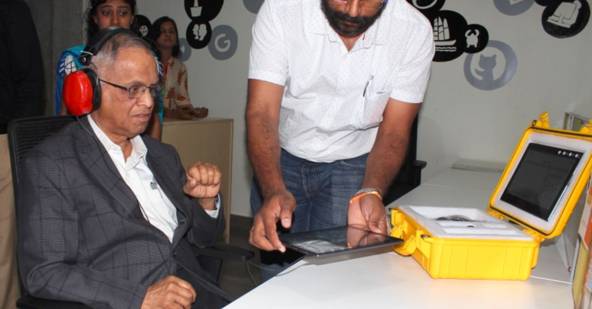Hubli Couple Invents Portable Device that makes Hearing Tests 80% Cheaper!