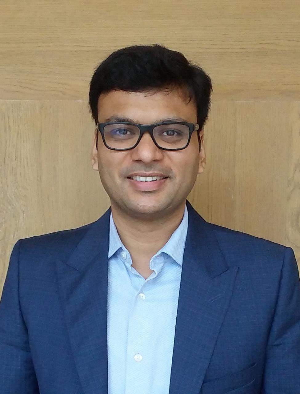 Gaurav Goel, Founder of Samagra.