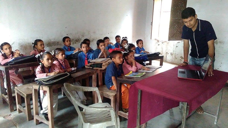Innovation in education. (Source: Facebook/Khaas Shiksha)