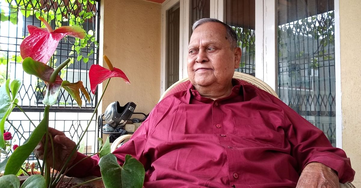 This Legendary IFS Officer was Responsible for Singlehandedly Greening Bengaluru!