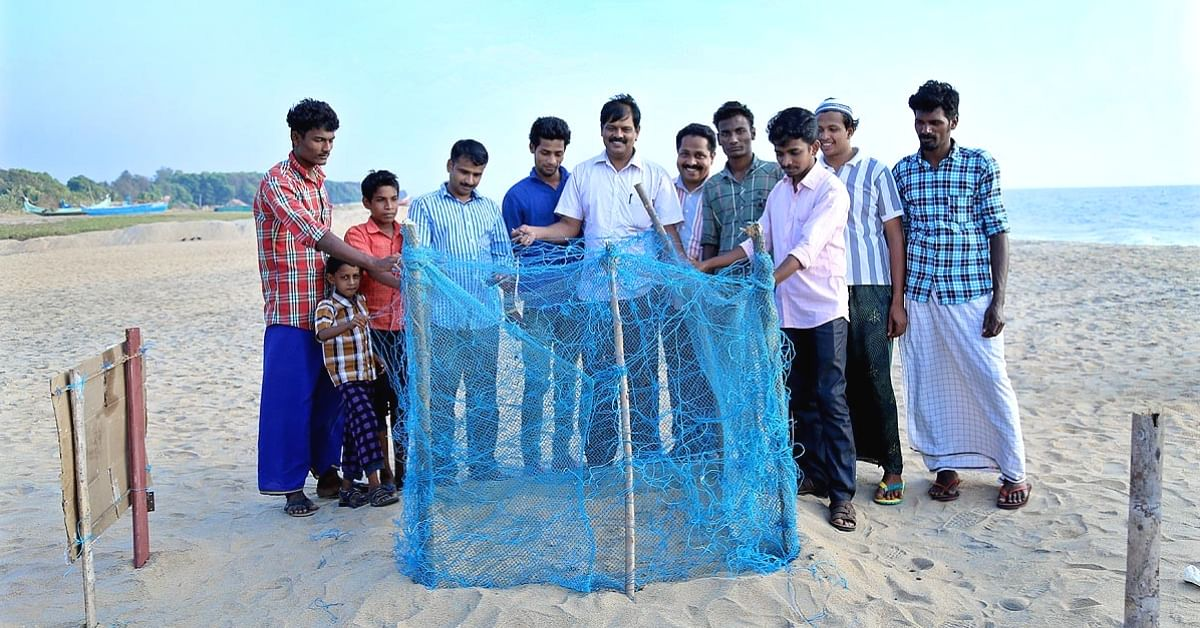 For 20 Years, These Kerala Teachers & Students Provided a Safe Home to Sea Turtles!