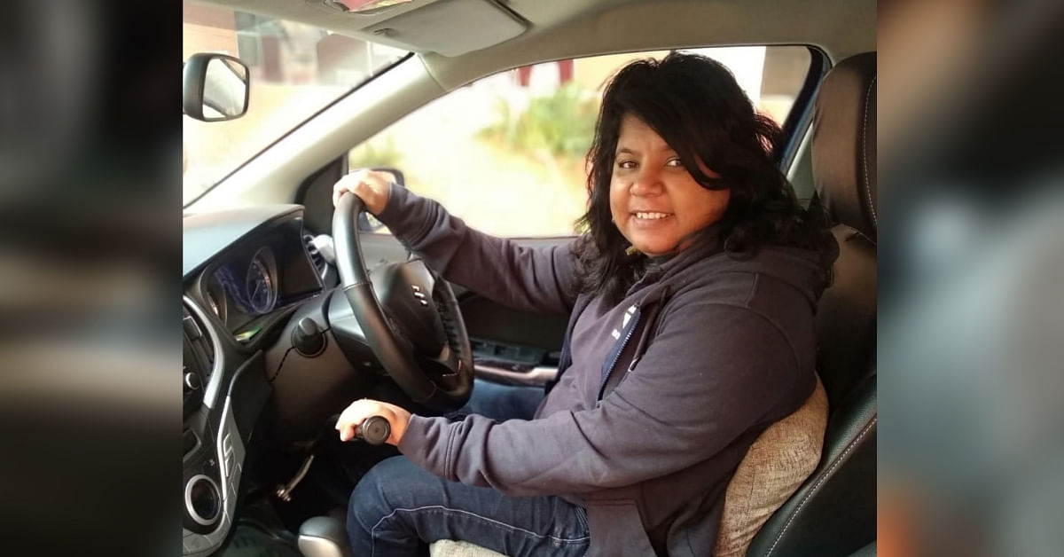Meet the Polio-Affected IIM Professor Who Teaches Driving to the Differently-Abled!