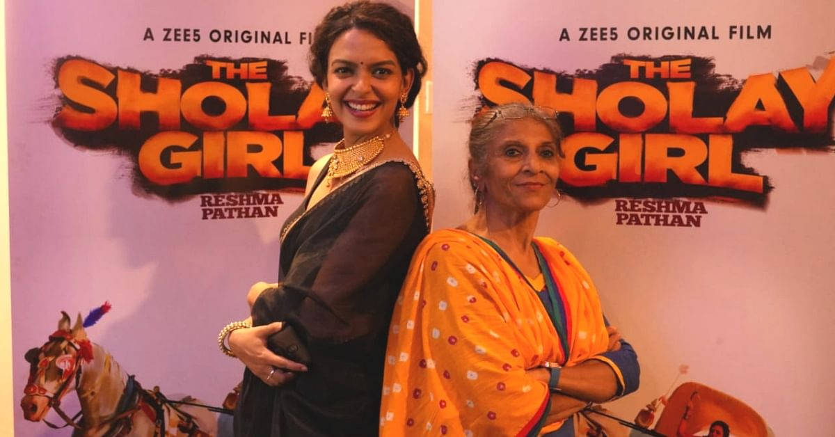 First Indian Stuntwoman Gets Her Own Biopic: Meet the 'Sholay Girl', Reshma Pathan!