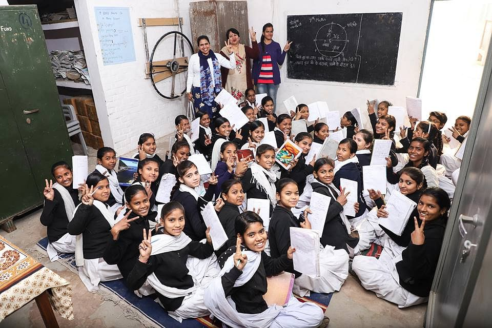 After 1.5 years of constant efforts, 94 blocks out of 119 have been declared Saksham--i.e. 80% grade level competency for students in elementary schools across Haryana. (Source: CMGGA)