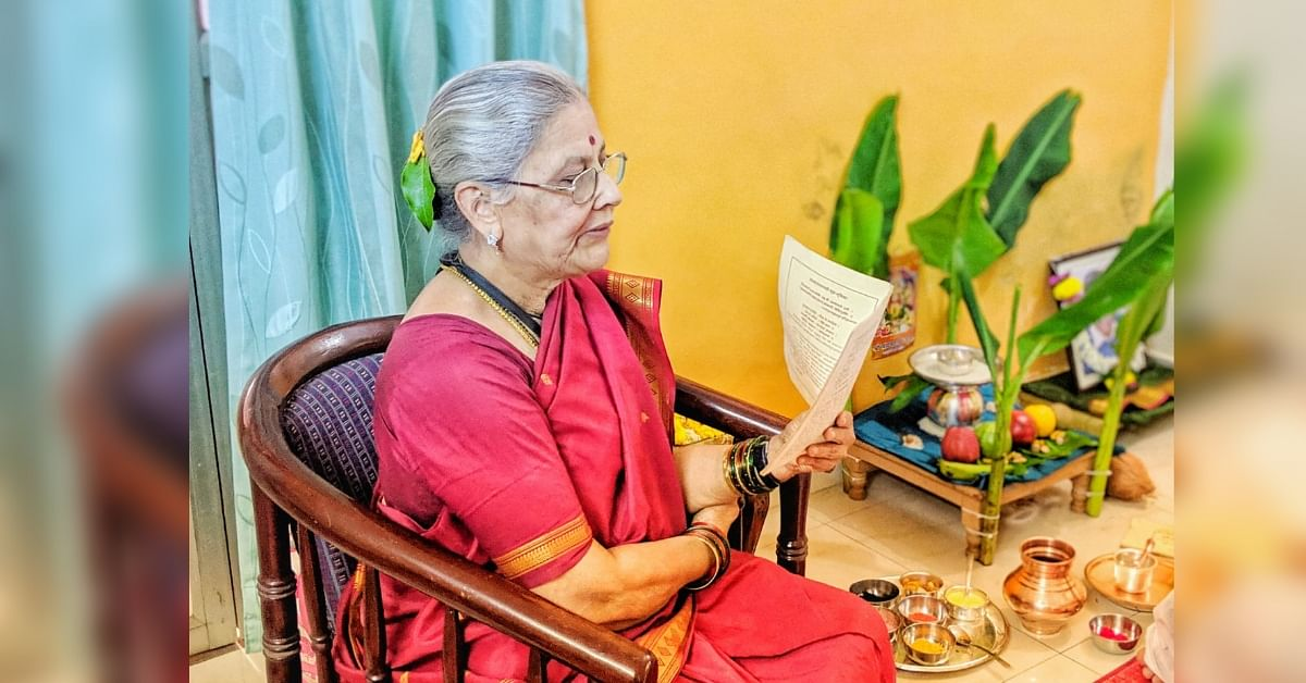 Weddings to Funerals, Meet the 72-YO Pune Priestess Smashing Stereotypes Since 1997