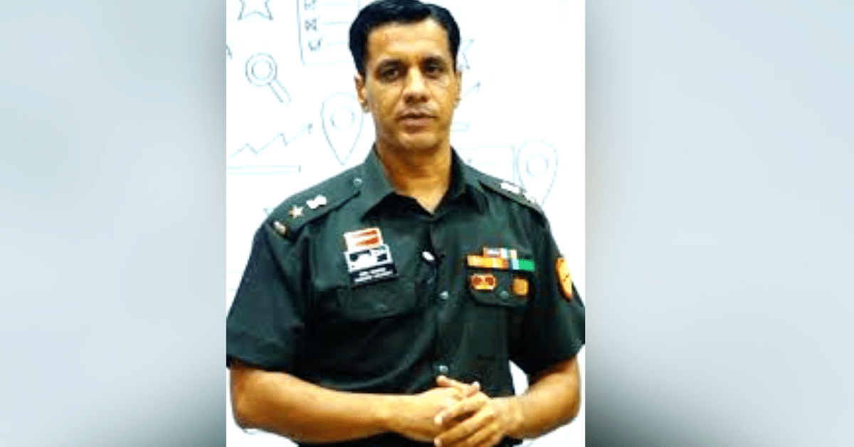 Here's How This Lt Col Went Above and Beyond to Honour His Martyr Brother's Life