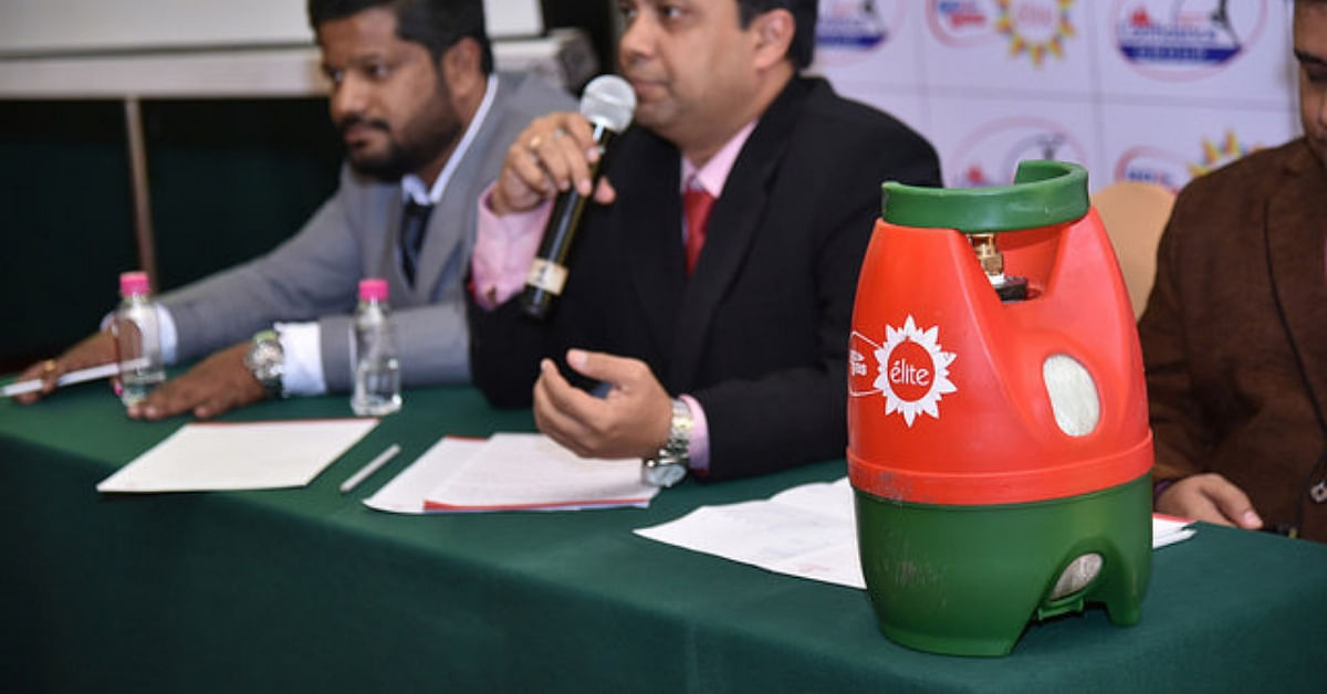 Kitchens to Get Safer; Will Soon Have 100% Blast-Proof & Recyclable LPG Cylinders