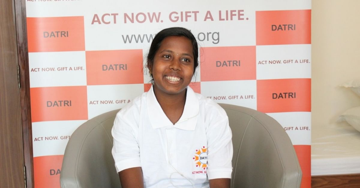 Fighting Family & Myths, Tamil Nadu Woman Is India's First Female Bone Marrow Donor