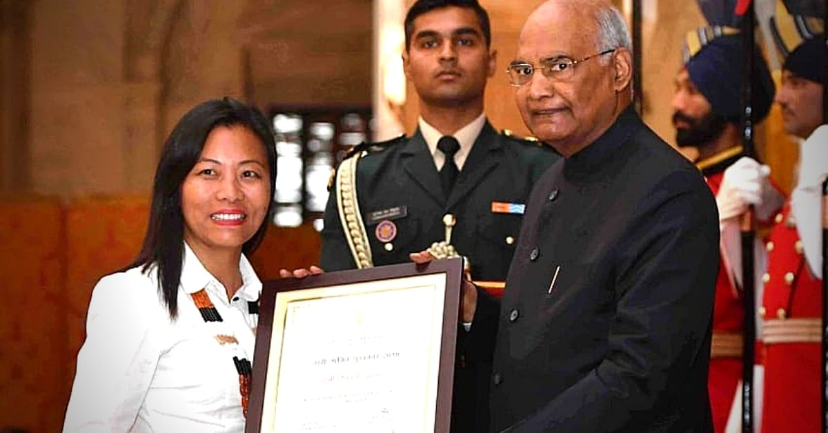 Nagaland Woman Quits Dream Job to Build a Better Future for 1 Lakh Youngsters!