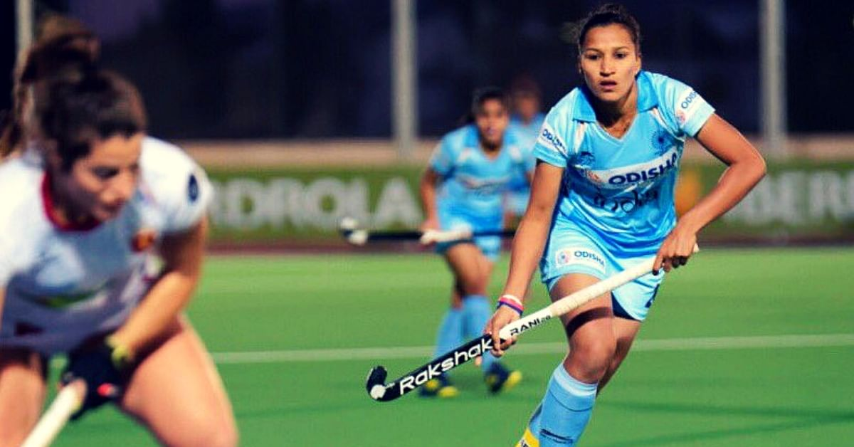 Exclusive: How a Cart-Puller's Iron-Willed Daughter Became India's Beloved Hockey Captain