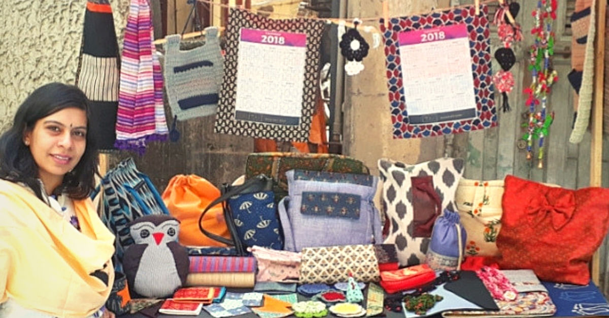 Have an Overflowing Wardrobe? Kolkata Woman Can Help You Upcycle It for Good!