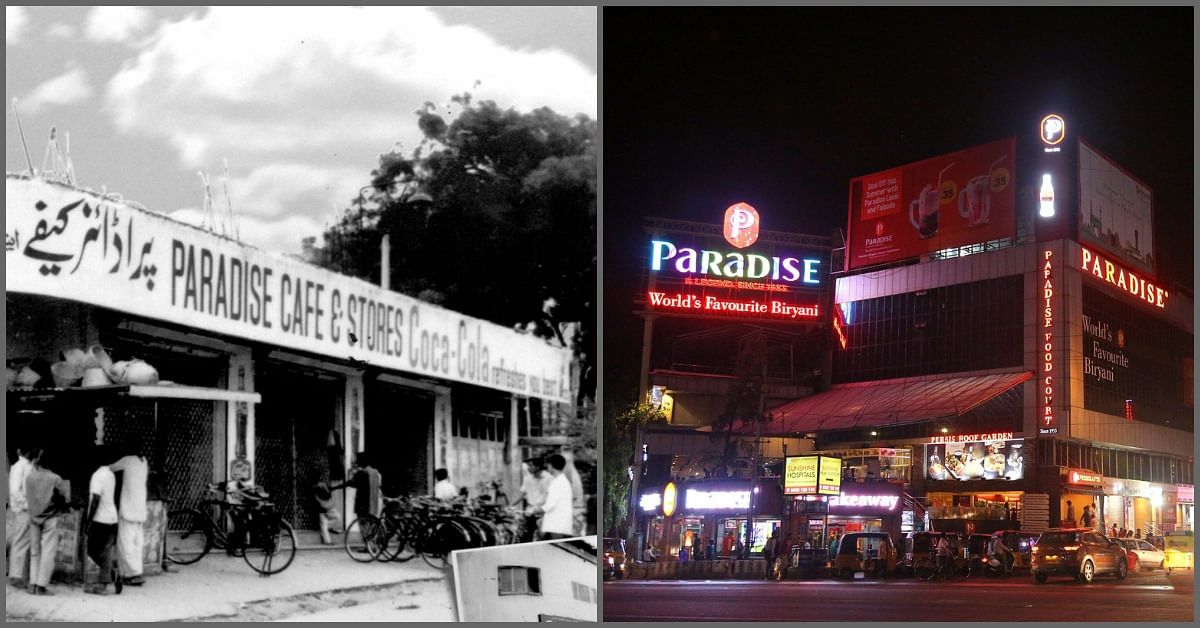 Hyderabad's Paradise: This Man Gave Us The 'World's