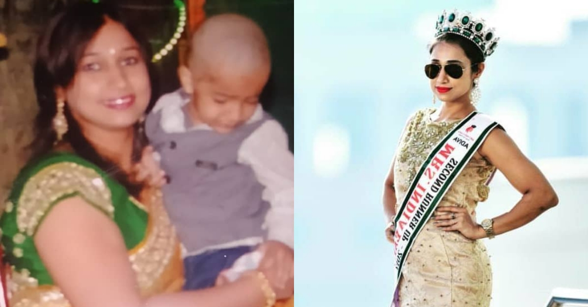 Battling Thyroid, PCOD & Obesity to Winning Mrs Earth 2017: Delhi Army Wife's Incredible Journey