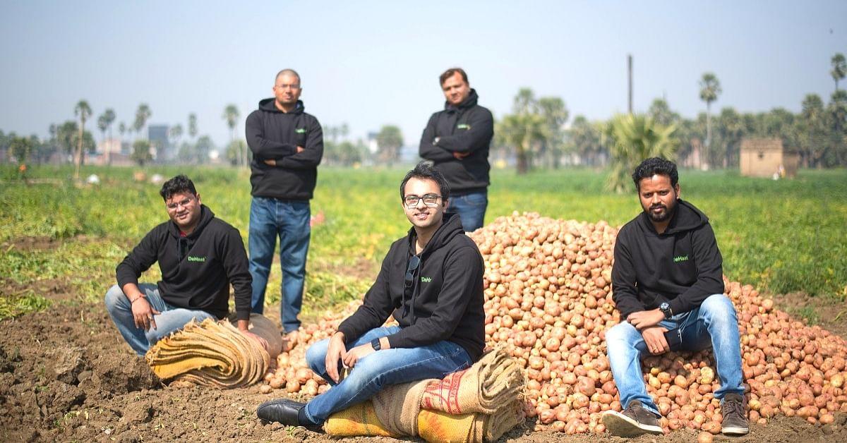 Bihar IIT Grad Left Cushy Job to Build One-Stop Shop That Helps 65,000+ Farmers!