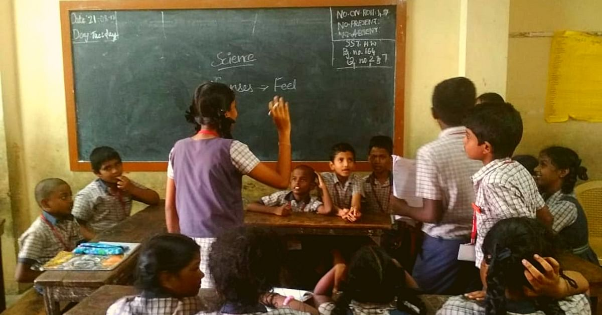 IIT Grad Gives Up Rs 21 Lakh/Year Job, Starts Initiative That Could Revolutionise India's Education!