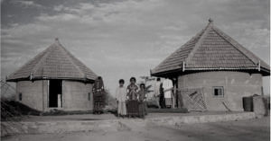 Bhungas: Traditional mud houses of Kutch. (Source: Hunnarshala Foundation)