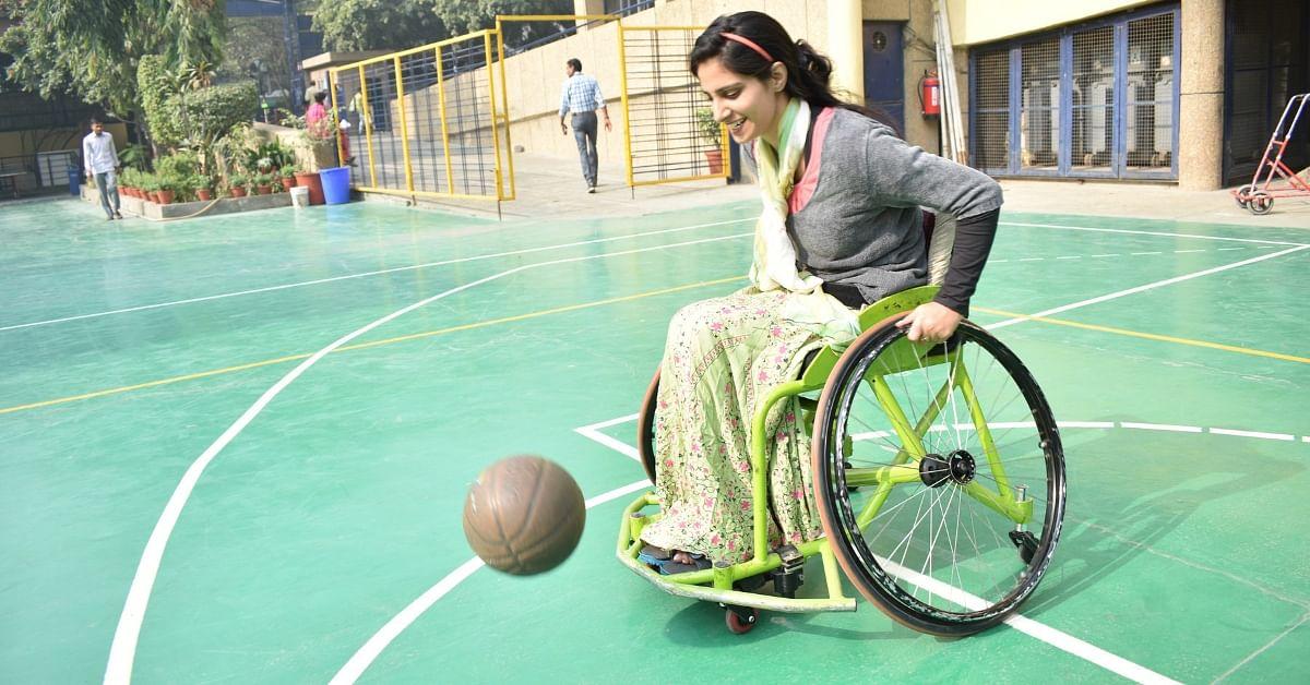 'I Feel Alive': Meet Bashir, Kashmir's First Woman Wheelchair Basketball Player!