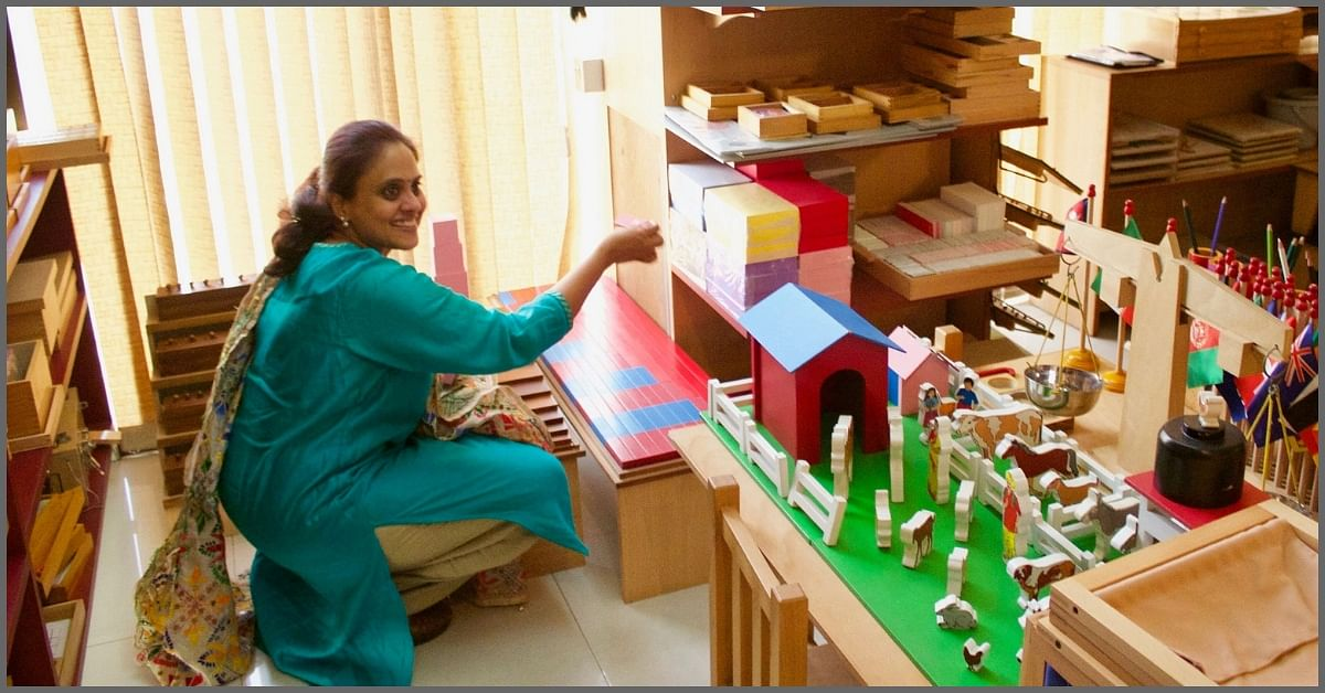 Husband-Wife Duo is Challenging Rote Learning With Interactive Kits in 1,200 Schools