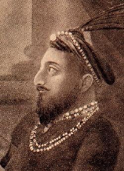 Murshid Quli Khan, Nawab of Bengal (Source: Wikimedia Commons)