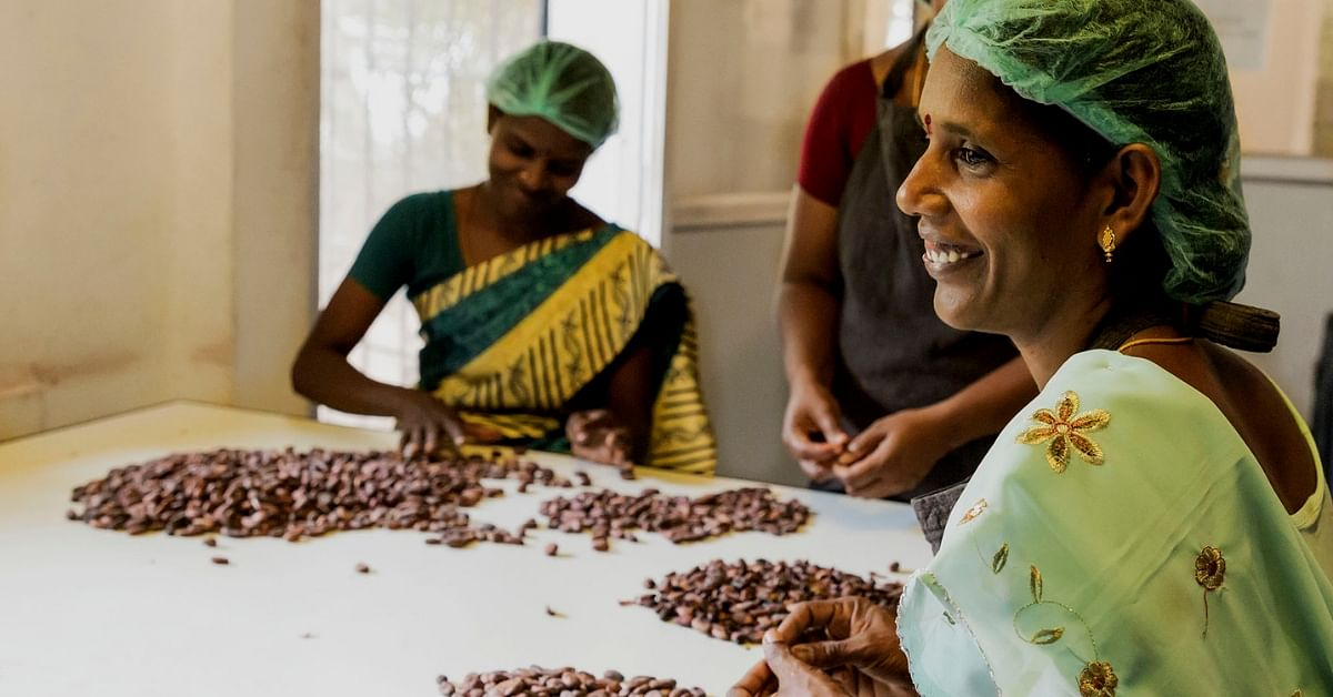 Deliciously Organic: How a Vegan Chocolate Is Empowering Local Women in Tamil Nadu!