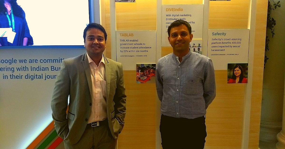 Rohit Prakash & Punnet Goyal