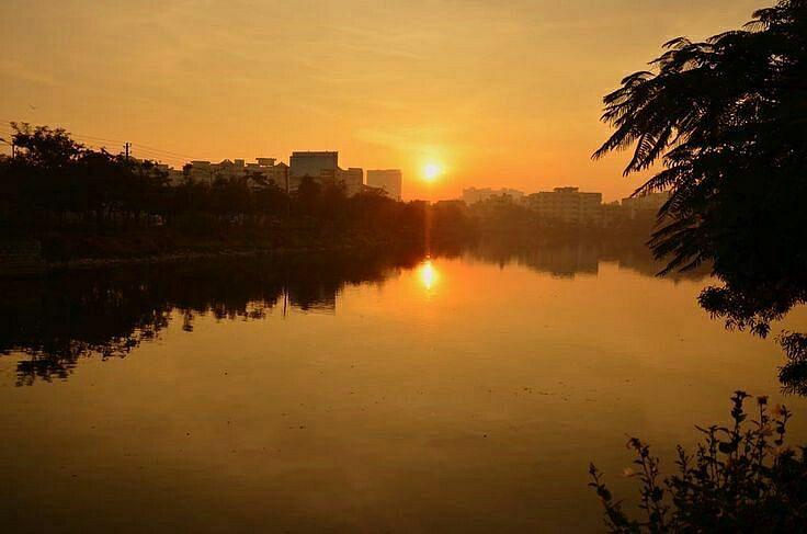 Kaikondrahalli Lake (Source: Facebook/Sriram Shankaranarayana Photography)