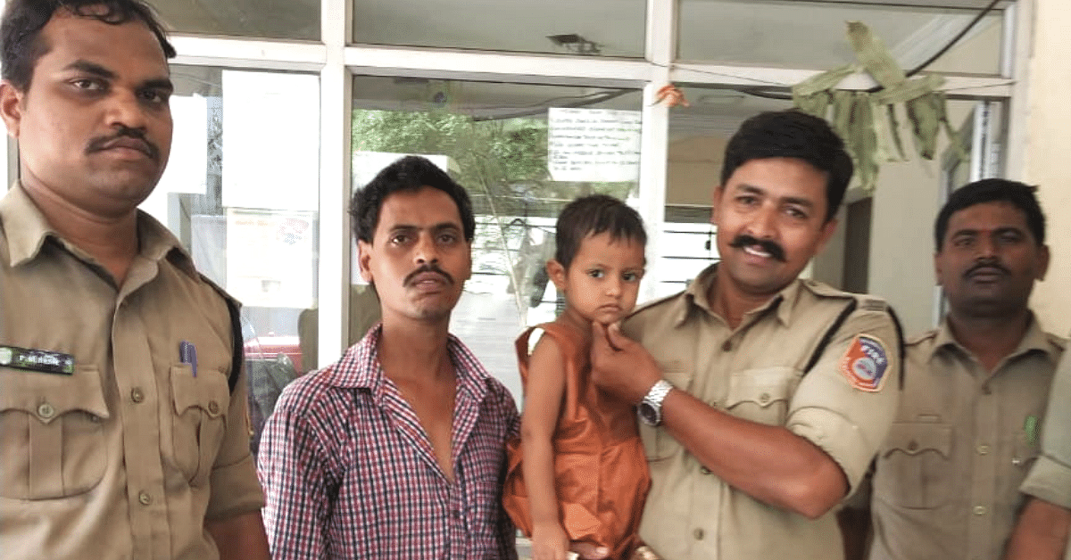 Hyderabad Fireman Makes Dangerous Rescue, Saves 4-Year-Old Girl Trapped in Sewer
