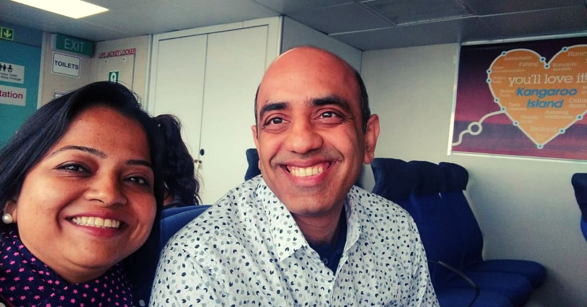 Indian Doctor-Couple Saves Australian Woman's Life Mid-Air, Gets Standing Ovation!
