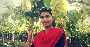 Daughter Takes Up Farming After Dad's Accident, Earns Double By Fulfilling His Dream!